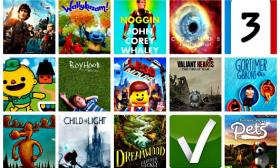 Dreamwood in Common Sense Media recommendations for first half of 2014