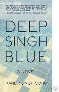 Cover of Deep Singh Blue by Ranbir Singh Sidhu
